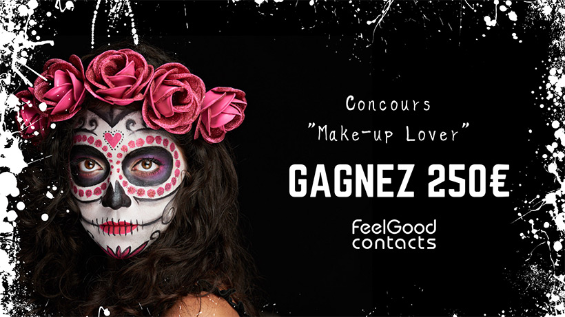 Concours halloween feel good contacts
