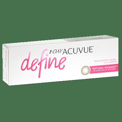 1 Day Acuvue Define - Natural Shimmer