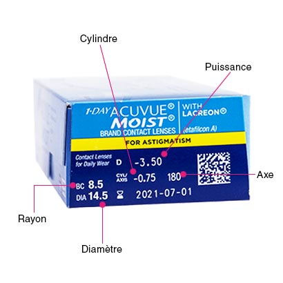 1 Day Acuvue Moist for Astigmatism - Lentilles de contact   Feel ... 0e587b8cf1f4
