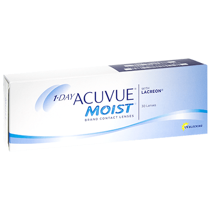 1 Day Acuvue Moist 30