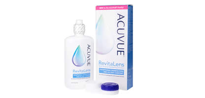 Acuvue RevitaLens Multi-Purpose Disinfecting Solution Format Avion