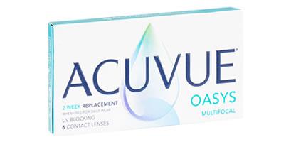 Acuvue Oasys Multifocal (Pack de 6)