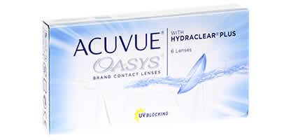 Acuvue Oasys Lentilles de Contact
