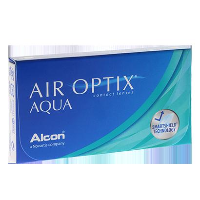 Air Optix Aqua - Pack de 6