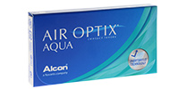 Air Optix Aqua - Pack de 6