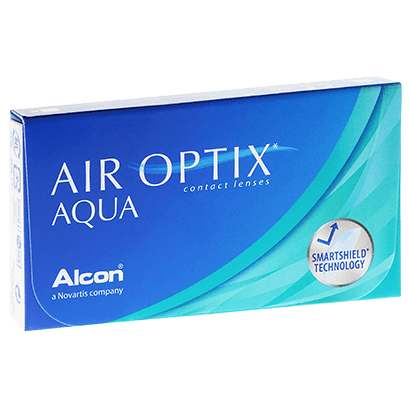 Air Optix Aqua - Pack de 3