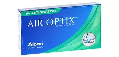 Air Optix for Astigmatism - Pack de 6