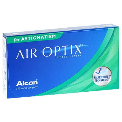 Air Optix for Astigmatism - Pack de 6