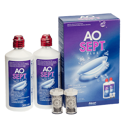 AOsept Plus HydraGlyde - 2x360ml