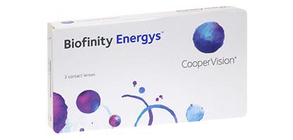 Biofinity Energys  - Pack de 3