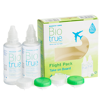 Biotrue Multi-Purpose - Format avion
