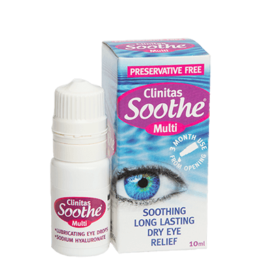 Clinitas Soothe - Flacon 10ml