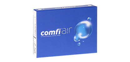comfi Air - Silicone hydrogel - Pack de 1