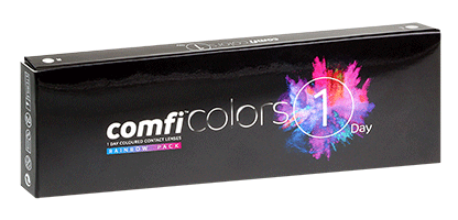 comfi Colors 1 Day - Rainbow Pack