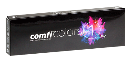 comfi Colors 1 Day - Pack Single Lentilles de Contact