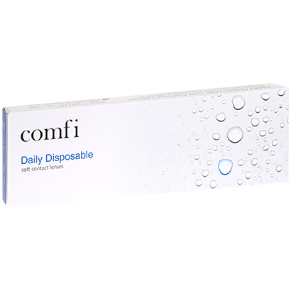 comfi Daily Disposable - Pack de 5
