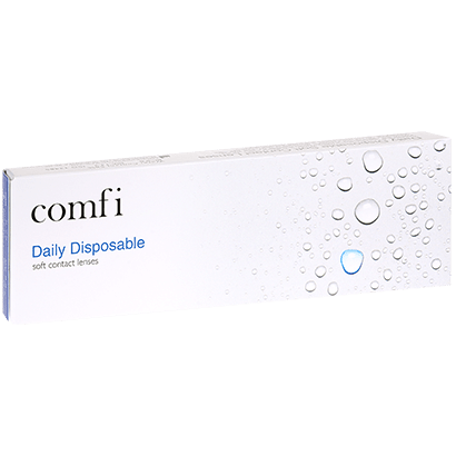 comfi Daily Disposable - Pack de 30