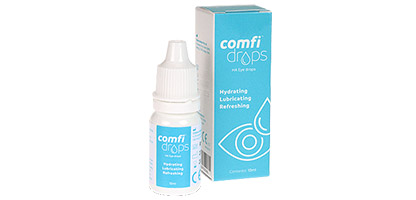 comfi Drops - Gouttes occulaires