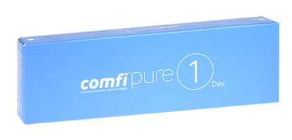 comfi Pure 1 Day - Silicone hydrogel - Pack de 5
