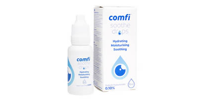 comfi Soothe – Gouttes oculaires