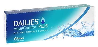 Dailies AquaComfort Plus 30 Lentilles de Contact
