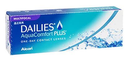 Dailies AquaComfort Plus Multifocal Lentilles de Contact