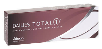 Dailies Total 1 30 Lentilles de Contact