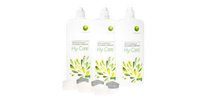 Hy-Care Lens Solution - 250ml Pack de 3