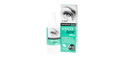 Hycosan Plus Gouttes Oculaires 7.5ml