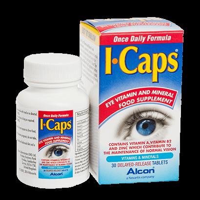 ICaps - Complément alimentaire