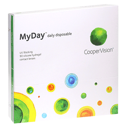 MyDay - Pack de 90