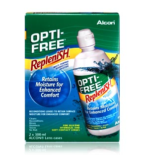 Opti-Free Replenish - 600ml