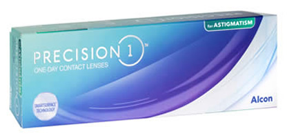 Precision 1 for Astigmatism