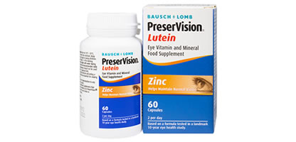 PreserVision Lutein Soft Gels (60 Gélules molles)